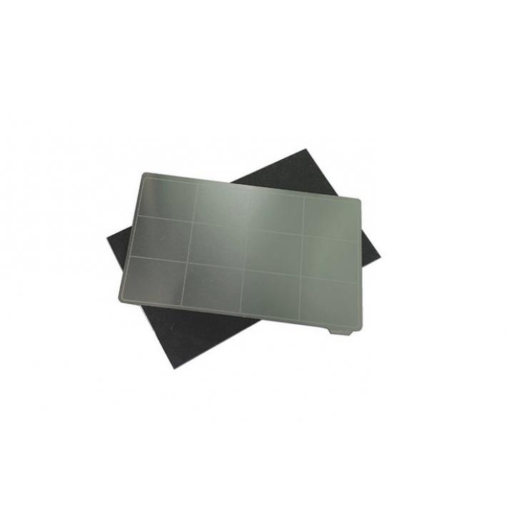 Стальная печатная поверхность на магнитной основе 135x80 для фотополимерного 3D принтера Anycubic Photon/Photon S