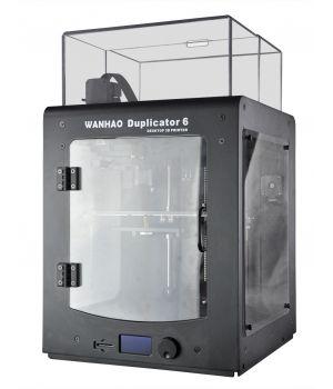 3D принтер Wanhao Duplicator 6 в пластиковом корпусе