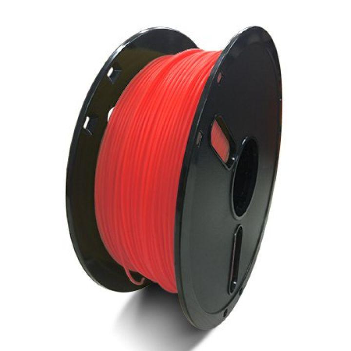 Катушка PLA-пластика Raise3D Premium, 1.75 мм, 1 кг, полупрозрачная красная