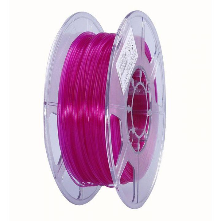 Катушка PLA-пластика ESUN 1.75 мм 1кг., прозрачно-пурпурная (PLA175GZ1)