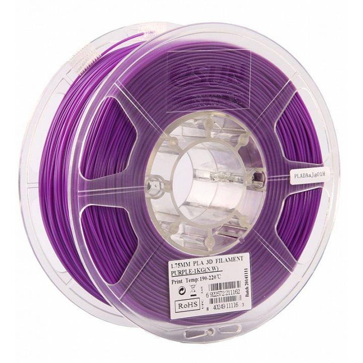 Катушка PLA-пластика ESUN 1.75 мм 1кг., пурпурная (PLA175Z1)