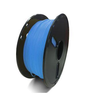 Катушка PLA-пластика Raise3D Premium, 1.75 мм, 1 кг, полупрозрачная синяя