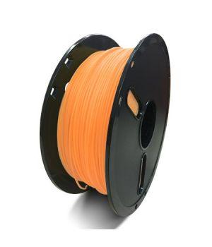 Катушка PLA-пластика Raise3D Premium, 1.75 мм, 1 кг, полупрозрачная оранжевая