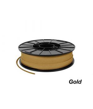 Катушка TPE-пластика NinjaFlex 1.75 мм 0,5кг., Золотая