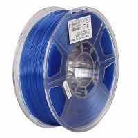 Катушка PLA-пластика ESUN 1.75 мм 1кг., прозрачно-голубая (PLA175GLU1)