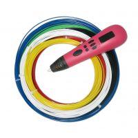 3D ручка Tiger 3D Multi One, Розовая, Для мальчиков