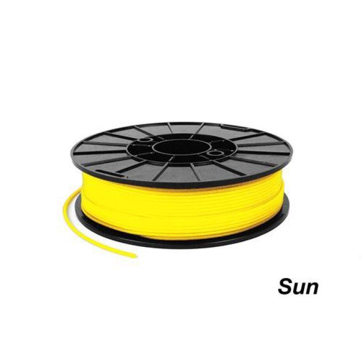 Катушка TPE-пластика NinjaFlex 1.75 мм 0,5 кг., желтая