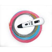 3D ручка Tiger 3D Multi One, Белая, Для девочек