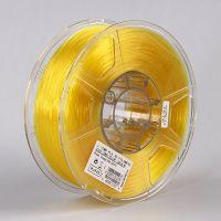 Катушка PLA-пластика ESUN 1.75 мм 1кг., прозрачно-желтый (PLA175GLY1)