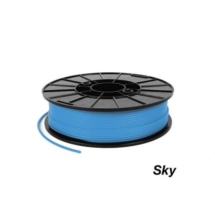 Катушка TPE-пластика NinjaFlex 1.75 мм 0,5 кг., голубой (3D3171175)