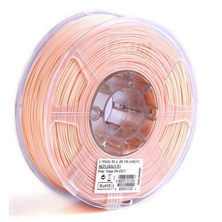 Катушка PLA-пластика ESUN 1.75 мм 1кг., телесная (PLA175SK1)