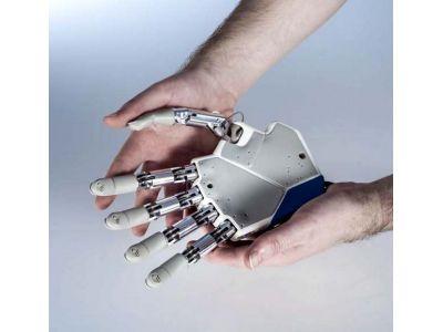 Ставропольские разработчики представили технологию печати бионических протезов на 3D принтере