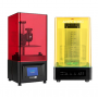 Комплект 3D принтер Elegoo Mars + Устройство 2в1 для УЗ-очистки и УФ-отверждения моделей Anycubic Wash