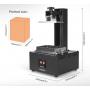 Фотополимерный 3D принтер LONGER Orange 30