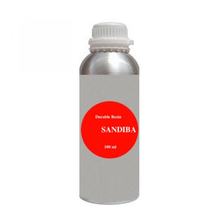 Sandiba Durable Resin - высокопрочный фотополимер для 3D принтеров высокой точности (100 грамм), полупрозрачный