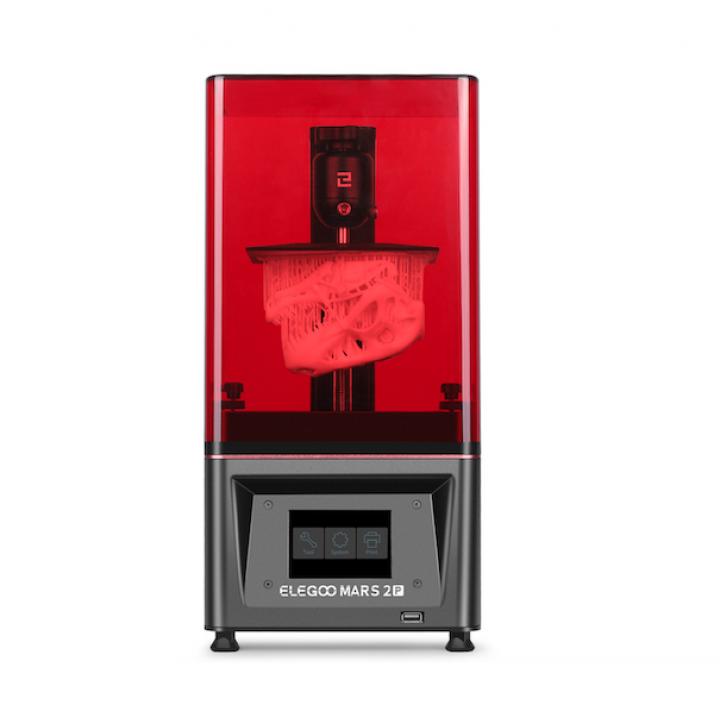 Фотополимерный 3D принтер Elegoo Mars 2 Pro (Mono)