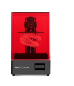 ⭐⭐⭐⭐⭐ Фотополимерный 3D принтер Elegoo Saturn Mono 4K