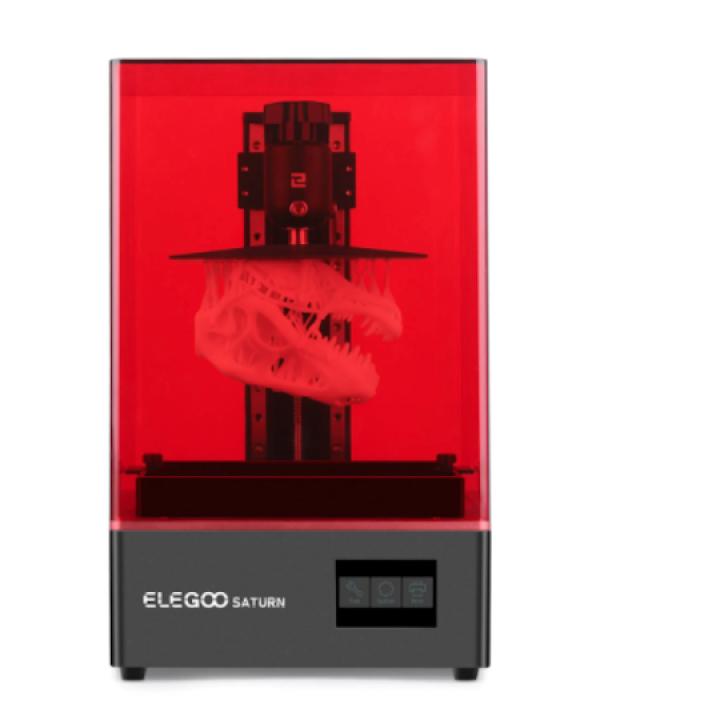Фотополимерный 3D принтер Elegoo Saturn Mono 4K